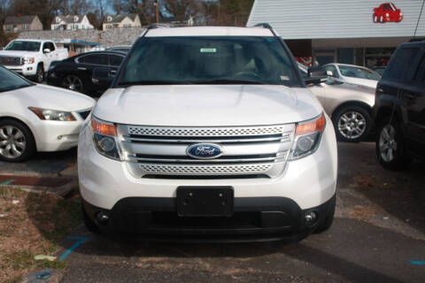 2008 Ford Explorer for sale at Auto Villa in Danville VA