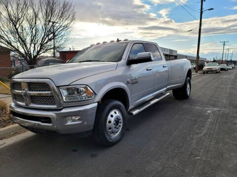 2018 RAM Ram Pickup 3500 for sale at High Line Auto Sales in Salt Lake City UT