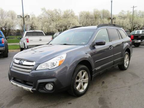 2014 Subaru Outback for sale at Low Cost Cars North in Whitehall OH