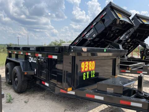 """2021 DELCO  - 72"""" X 12' - Tarp-3 Way for sale at LJD Sales in Lampasas TX"""