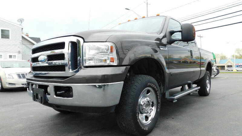 2006 Ford F-250 Super Duty for sale at Action Automotive Service LLC in Hudson NY
