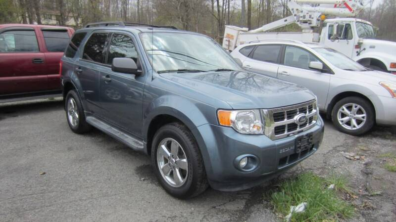 2012 Ford Escape for sale at Auto Outlet of Morgantown in Morgantown WV