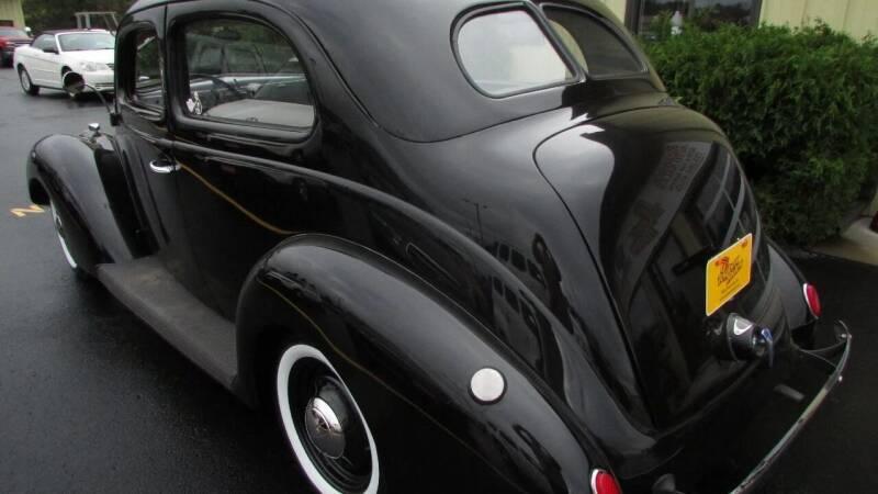 1938 Ford 2 door sedan  - Black River Falls WI
