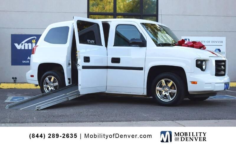 2014 VPG MV-1 for sale at CO Fleet & Mobility in Denver CO