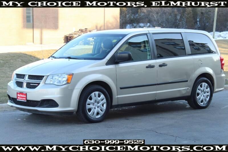 2013 Dodge Grand Caravan for sale at Your Choice Autos - My Choice Motors in Elmhurst IL