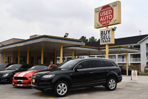 2015 Audi Q7 for sale at Houston Used Auto Sales in Houston TX
