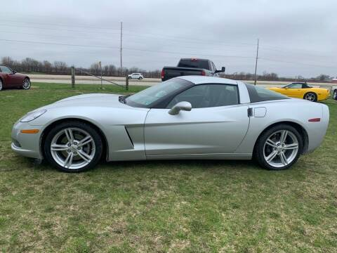 2009 Chevrolet Corvette for sale at Sam Buys in Beaver Dam WI
