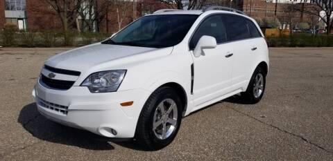 2013 Chevrolet Captiva Sport for sale at JC Auto Sales LLC in Wichita KS