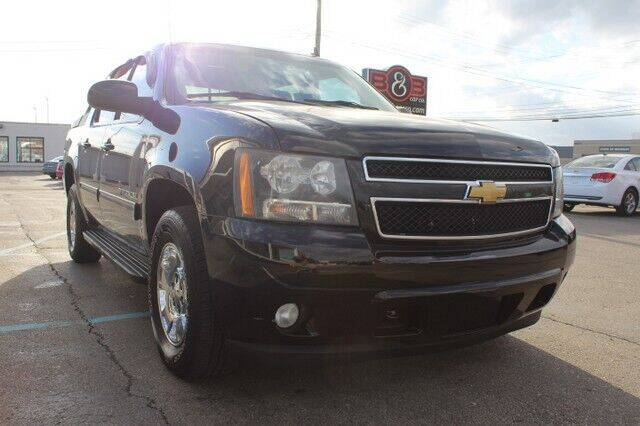 2010 Chevrolet Avalanche for sale at B & B Car Co Inc. in Clinton Twp MI