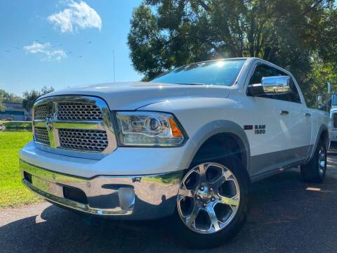 2015 RAM Ram Pickup 1500 for sale at Powerhouse Automotive in Tampa FL