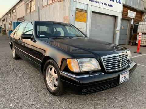 1997 Mercedes-Benz S-Class for sale at Dodi Auto Sales in Monterey CA