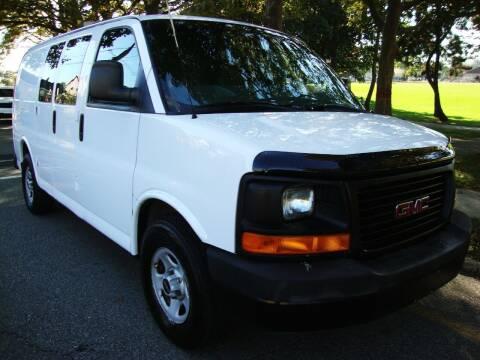 2008 GMC Savana Cargo for sale at Discount Auto Sales in Passaic NJ