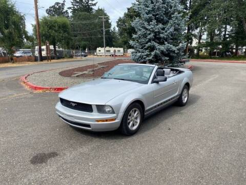 2008 Ford Mustang for sale at Apex Motors Parkland in Tacoma WA