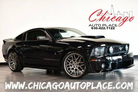 2006 Ford Mustang for sale at Chicago Auto Place in Bensenville IL