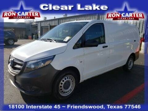 2017 Mercedes-Benz Metris for sale at Ron Carter  Clear Lake Used Cars in Houston TX