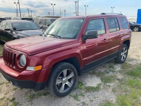 2016 Jeep Patriot for sale at M-97 Auto Dealer in Roseville MI
