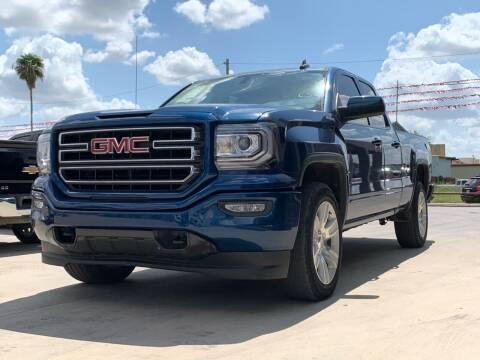 2017 GMC Sierra 1500 for sale at A & V MOTORS in Hidalgo TX