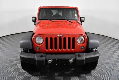 2015 Jeep Wrangler Unlimited for sale at Southern Auto Solutions - Georgia Car Finder - Southern Auto Solutions-Jim Ellis Hyundai in Marietta GA