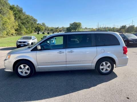 2012 Dodge Grand Caravan for sale at Iowa Auto Sales, Inc in Sioux City IA