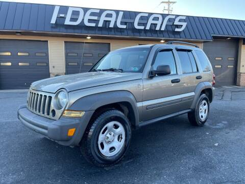 2007 Jeep Liberty for sale at I-Deal Cars in Harrisburg PA