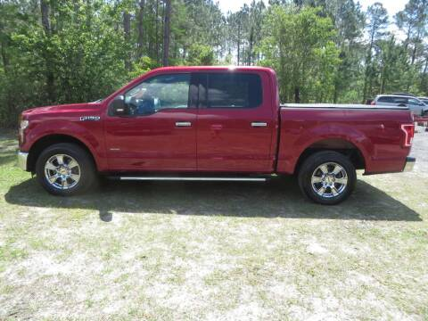 2016 Ford F-150 for sale at Ward's Motorsports in Pensacola FL