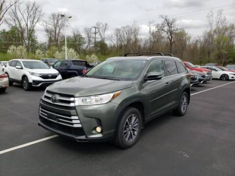 2017 Toyota Highlander for sale at White's Honda Toyota of Lima in Lima OH