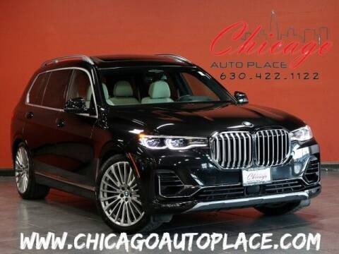 2019 BMW X7 for sale at Chicago Auto Place in Bensenville IL