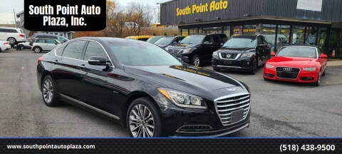 2015 Hyundai Genesis for sale at South Point Auto Plaza, Inc. in Albany NY