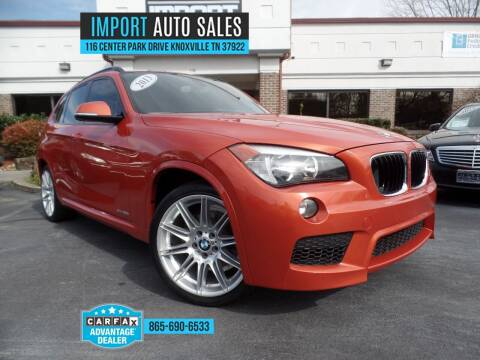 2013 BMW X1 for sale at IMPORT AUTO SALES in Knoxville TN