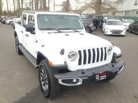 2020 Jeep Gladiator for sale at EMG AUTO SALES in Avenel NJ