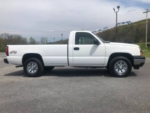 2006 Chevrolet Silverado 1500 for sale at BARD'S AUTO SALES in Needmore PA