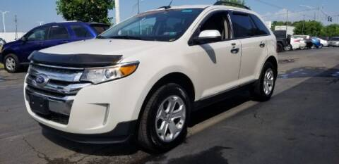 2011 Ford Edge for sale at Tri City Auto Mart in Lexington KY