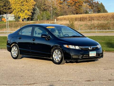 2009 Honda Civic for sale at Summit Auto & Cycle in Zumbrota MN