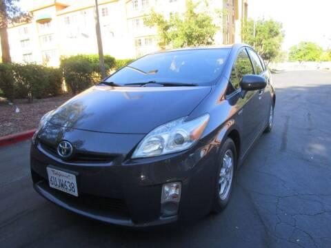 2011 Toyota Prius for sale at PRESTIGE AUTO SALES GROUP INC in Stevenson Ranch CA