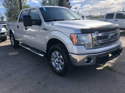 2013 Ford F-150 for sale at Martinez Cars, Inc. in Lakewood CO