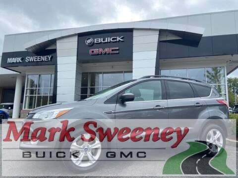 2013 Ford Escape for sale at Mark Sweeney Buick GMC in Cincinnati OH