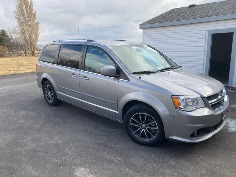 2017 Dodge Grand Caravan for sale at ALOTTA AUTO in Rexburg ID