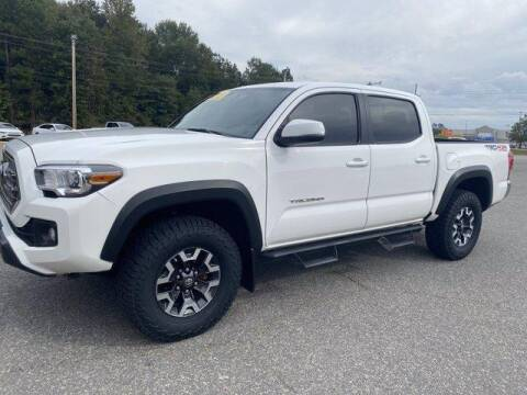 2017 Toyota Tacoma for sale at Holt Auto Group in Crossett AR