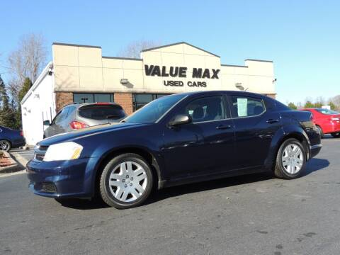 2013 Dodge Avenger for sale at ValueMax Used Cars in Greenville NC