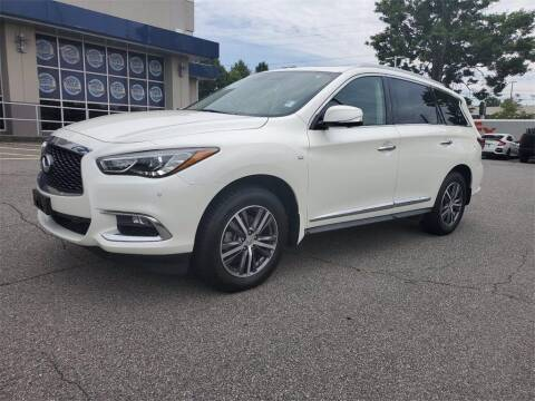 2017 Infiniti QX60 for sale at CU Carfinders in Norcross GA