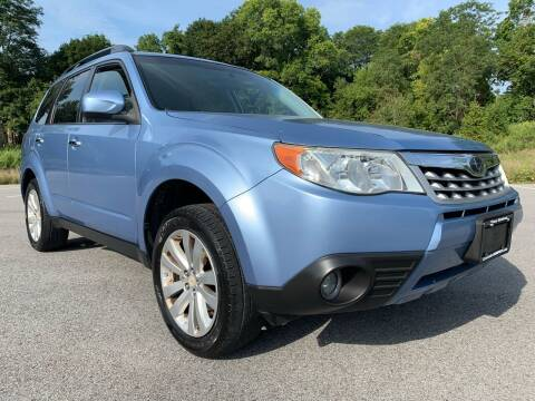 2011 Subaru Forester for sale at Auto Warehouse in Poughkeepsie NY