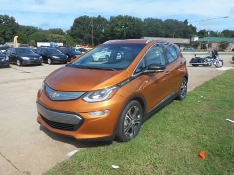 2017 Chevrolet Bolt EV for sale at Auto Center Elite Vehicles LLC in Spartanburg SC