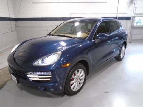 2012 Porsche Cayenne for sale at Luxury Car Outlet in West Chicago IL