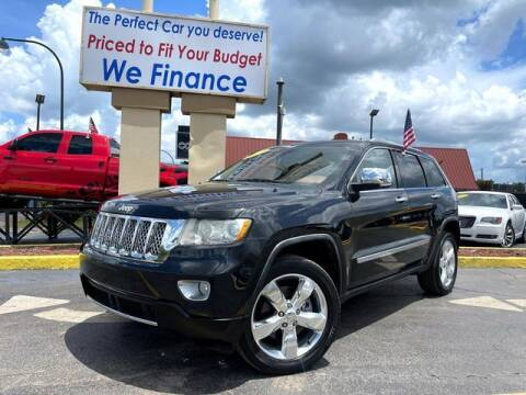 2012 Jeep Grand Cherokee for sale at American Financial Cars in Orlando FL