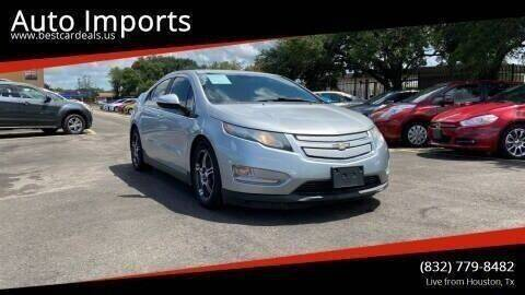 2013 Chevrolet Volt for sale at Auto Imports in Houston TX