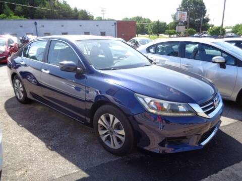 2015 Honda Accord for sale at Auto Villa in Danville VA