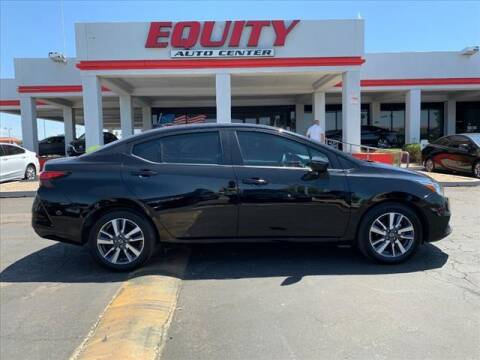 2020 Nissan Versa for sale at EQUITY AUTO CENTER in Phoenix AZ