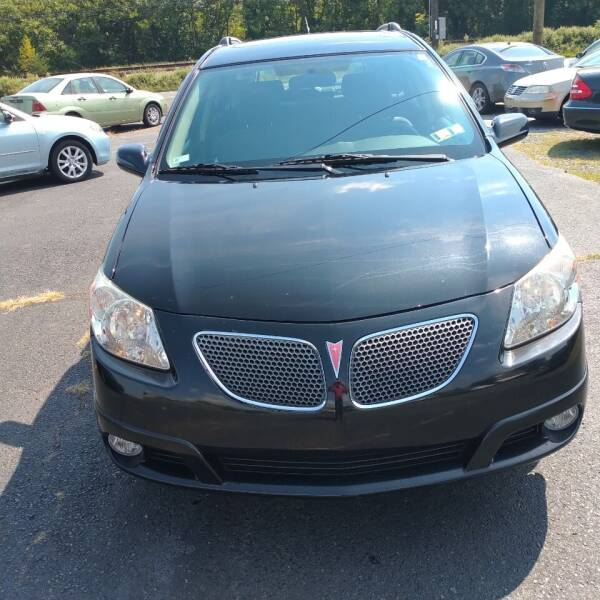 2006 Pontiac Vibe for sale at BRAUNS AUTO SALES in Pottstown PA