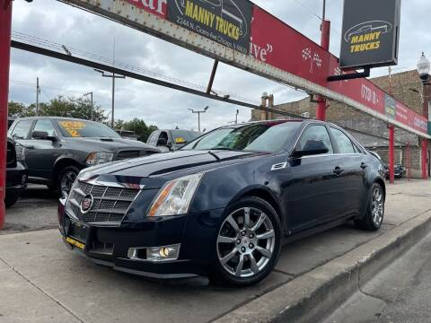 2008 Cadillac CTS for sale at Manny Trucks in Chicago IL