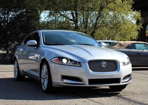 2013 Jaguar XF for sale at Cutuly Auto Sales in Pittsburgh PA